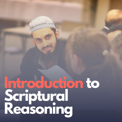 Introduction to Scriptural Reasoning-4