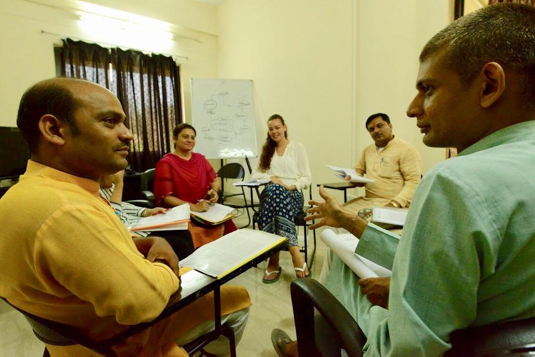Scriptural Reasoning in India